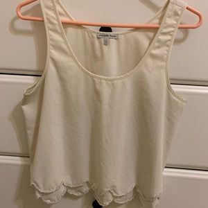 Charlotte Russe Tank Top, size S